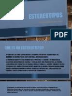 Clase10-ESTEREOTIPOS