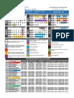 CALENDARIO 2019-2 ARQUITECTURA UICUI 4FEB19 (1)