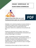 Claudio M. Domingues - MENSAJES ESPIRITUALES.docx