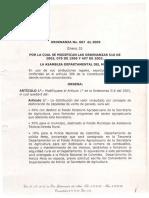 ordenanza-667-de-2009