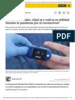 El Comercio Respuestas_ Oxímetro de Pulso_ ¿Qué Es y Cuál Es Su Utilidad Durante La Pandemia p _ NOTICIAS EL COMERCIO PERÚ