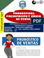 06 PPT clase de Pronostico presupuesto y cuota de ventas 2019 DIRECCION DE VENTAS.pdf