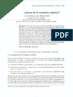 Luis de la Peña y Ana María Cetto - Teorías estocásticas de la mecánica cuántica.pdf