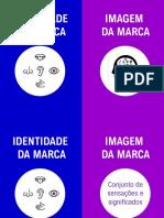 Identidade e imagem da marca