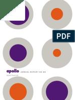 Annual Report 2008 2009 Apollo Tyres