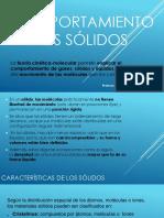 COPORTAMIENTO DE LOS SOLIDOS_ITS