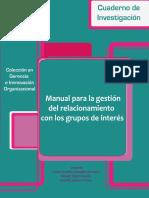 Manual para la gestion Grupos de interes
