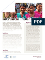 Independent-Thought-Factsheet-0118