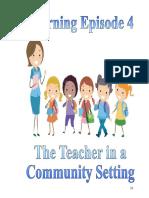 Learning Episode 4.doc