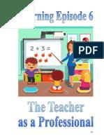 Learning Episode 6.doc