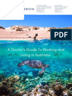 A Doctor's Guide To Working and Living in Australia Final