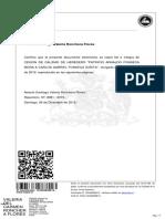 CESION DE CALIDAD DE HEREDERO _ PATRICIO ARNALDO FONSECA