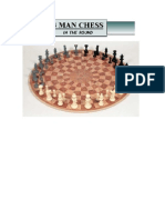 3 Man chess in the Round