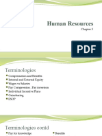 Human Resources C and B