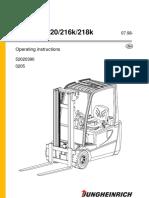 Jungheinrich EFG 213 216k 218k Operator Manual.pdf