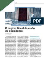 Fiscalidade regime fiscal cisäo