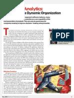 Predictive Analytics - BPM Drives the Dynamic Organization