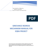 Approved EQRA GRM