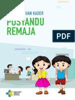 BUKU PANDUAN KADER POSYANDU REMAJA-1