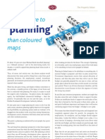 There's More to Planning Than Coloured Maps