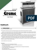 Amplifikation Creme User Manual 1.1