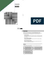 CP4300man manual
