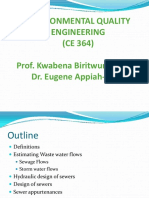 2018 Waste water collection systems_Eugene