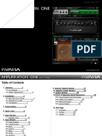 Amplifikation One User Manual