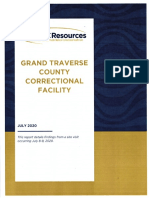 Grand Traverse County Jail NCCHC Report