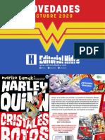 Boletín de novedades octubre, Editorial Hidra.pdf