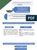 Procedimiento Selección de Medicamentos y Dispositivos Médicos