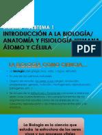 1 UNIDAD 1 Anatomía y fisiología átomo y célula- 2020f