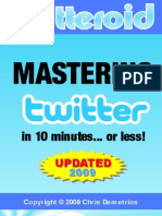 MasteringTwitter2009