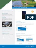 sunpower-e-series-commercial-solar-panels-e20-435-com-datasheet-525546-revc