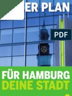 Wahlprogramm 2011 der GAL Hamburg (Bürgerschaftswahl)