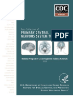 brain and central nervous system tumors