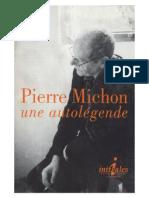 « Le regard de Pierre Michon »