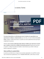 Cómo verificar tu cuenta Airtm - Airtm - Medium.pdf