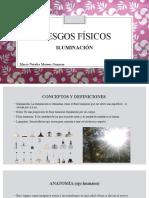 RIESGOS FÍSICOS(iluminación)