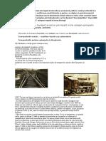 Istoria transportului este legată de dezvoltarea economică