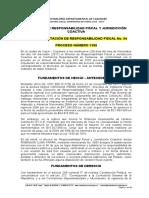 AUTO DE IMPUTACIÓN.- Sofía Díaz (1).doc