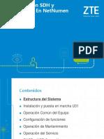 04 SM_OC2012_E01 Configuración SDH y Operaciones en NetNumen U31 125p