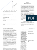 Unit 5 writing summaries