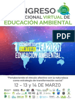 Proyecto Ambiental-Congreso Virtual de Educación Ambiental-documento final