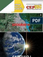 CEPUNC - GEOGRAFIA 2014 - I PARTE