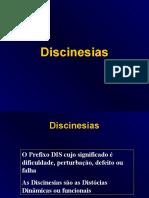 21.Discinesia