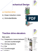 Elevator Mechanical Design