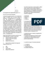 EXAMEN DE RECUPERACIÓN GRADO 8