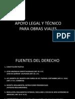 5.- APOYO LEGAL Y TÉCNICO