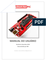 Manual do Usuário - uStart for PIC